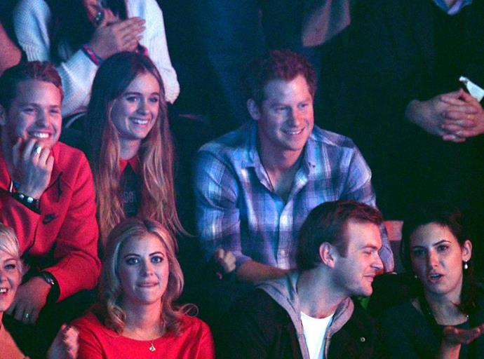 Prince Harry and Cressida Bonas dated for a couple of years before they called it quits.