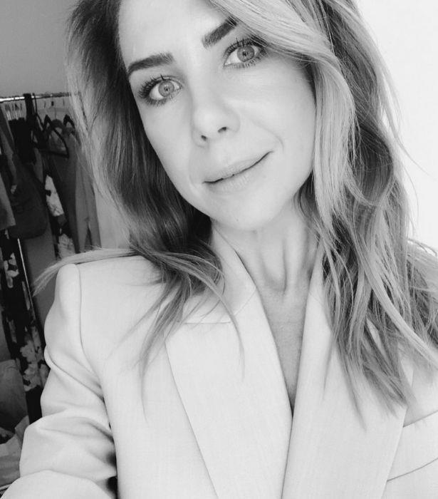 """**KATE RITCHIE** <br><br>  Kate thanked close friend Jane Kennedy for nominating her in the challenge. <br><br>  """"I thought you were sliding into my DM's with yet another lovely quiet sign of support but how wonderful to see us cracking this one open for today!"""" she commented."""