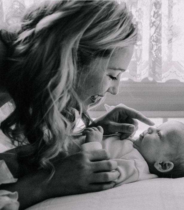 """**JASMINE YARBOROUGH** <br><br>  Jas really pulled on our heart strings in this touching tribute to her daughter. <br><br>  """"I am so proud of the strong women around me who support me everyday. My daughter has so many great women to show her the way. She is already my greatest achievement,"""" she wrote."""