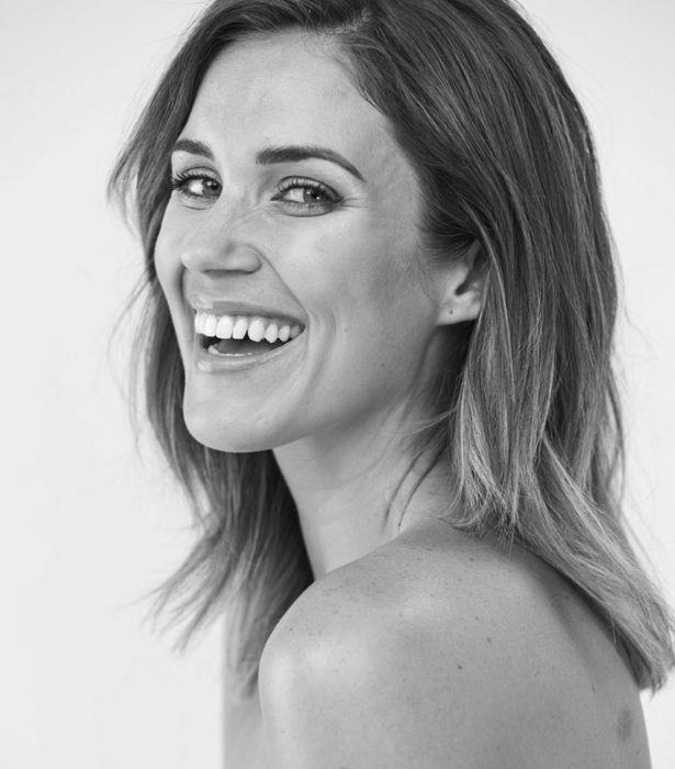 """**GEORGIA LOVE ** <br><br> The *Bachelorette* star is spreading the love to women everywhere. <br><br>   """"I'm not usually one for insta challenges but the beautiful messages I received from @lucydurack, @lanawilkinson and @celestej_makeup have genuinely made my day,"""" she wrote."""