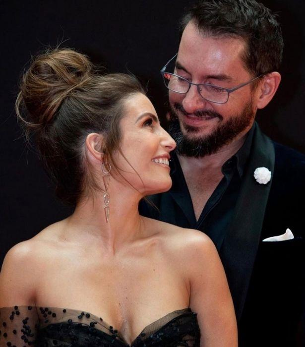 Ada and Adam sure do know their way around a red carpet! <br><br>The couple have nailed glamorous couple co-ordination.