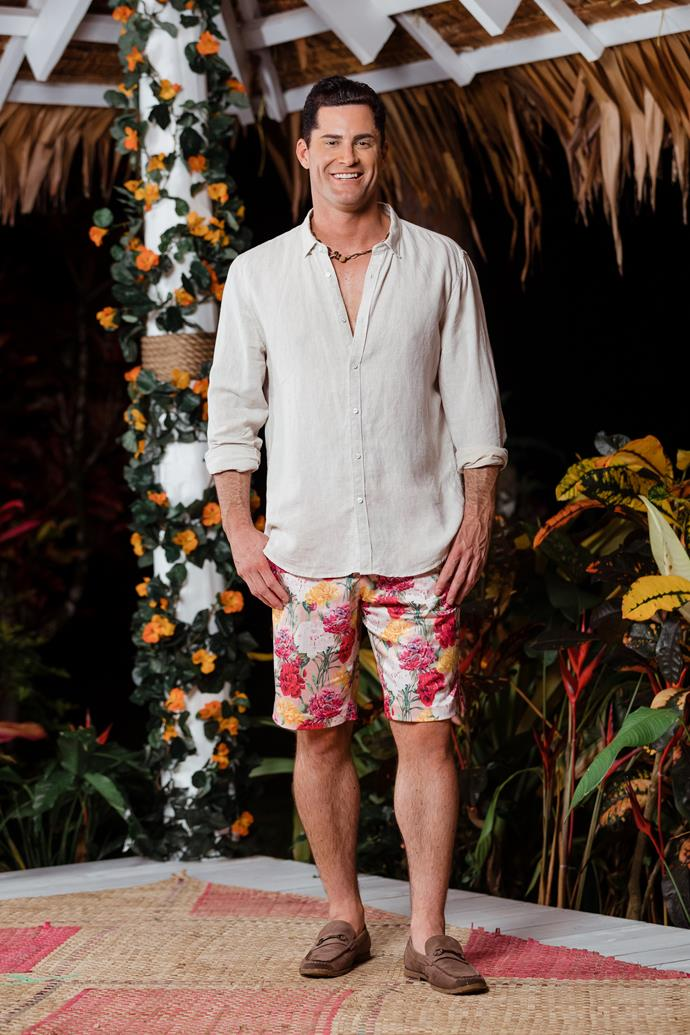 Jamie Doran opens up about his experience on *Bachelor in Paradise*.
