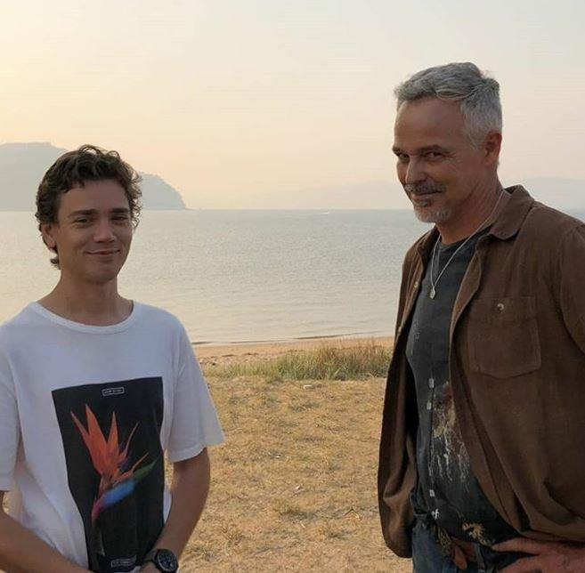 Cameron Daddo and Lukas Radovich's on-screen chemistry is undeniable.