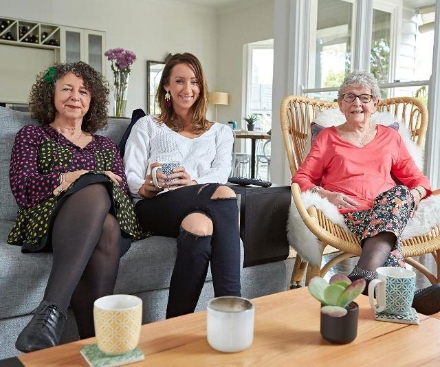 **The Silbery Family**<br><br>The Silbery ladies are taking to the couch once more, and we couldn't be more delighted.