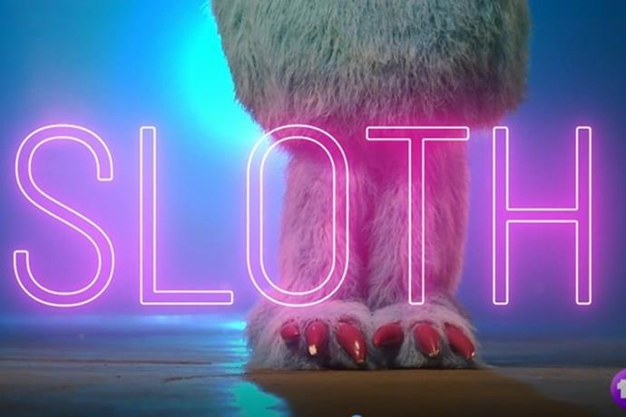 **SLOTH** <br><br> Clue #1: They've lived a solitary life - until now!