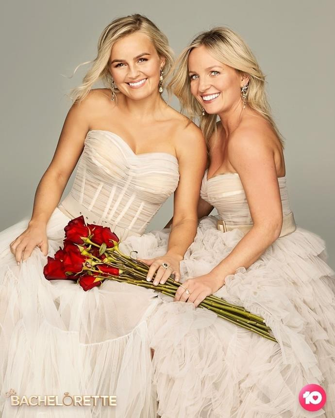 Elly and Becky Miles are Australia's new Bachelorettes for 2020.