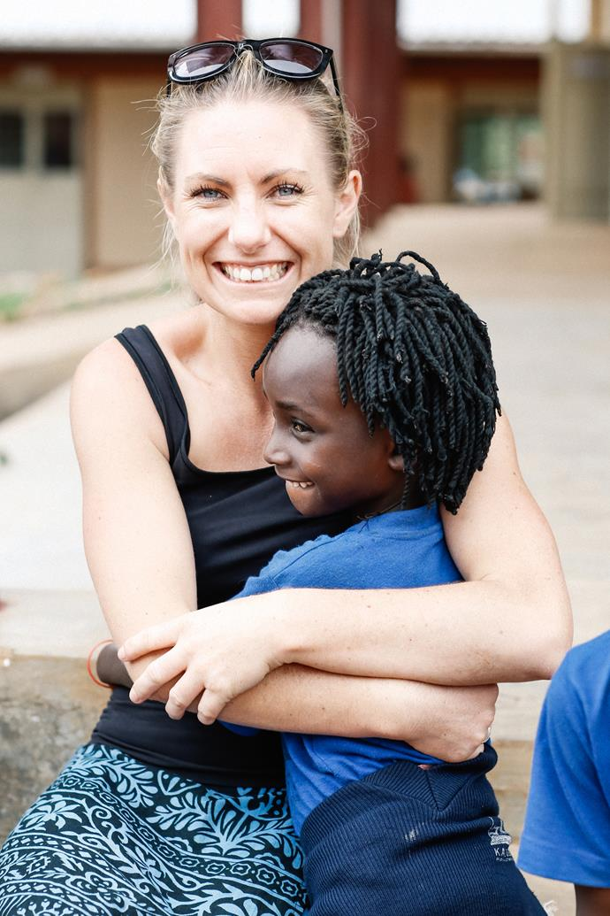 Annabelle Chauncy OAM won the people's choice prize in 2014, and has gone on to enact real change in education in Uganda with her not for profit organisation, School for Life.