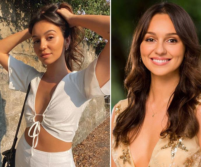 One to watch: Bella is rumoured to be a frontrunner on the upcoming season of *The Bachelor*.