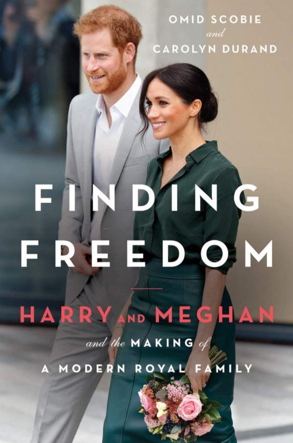 *Finding Freedom* is the most talked about royal book since Andrew Morton's 1992 Princess Diana biography.
