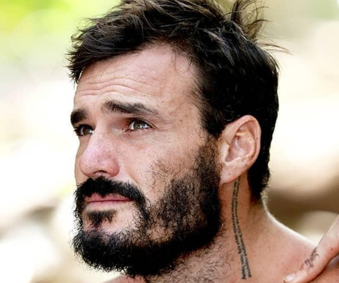 The *Survivor* star says he hasn't seen his new girlfriend since filming wrapped.
