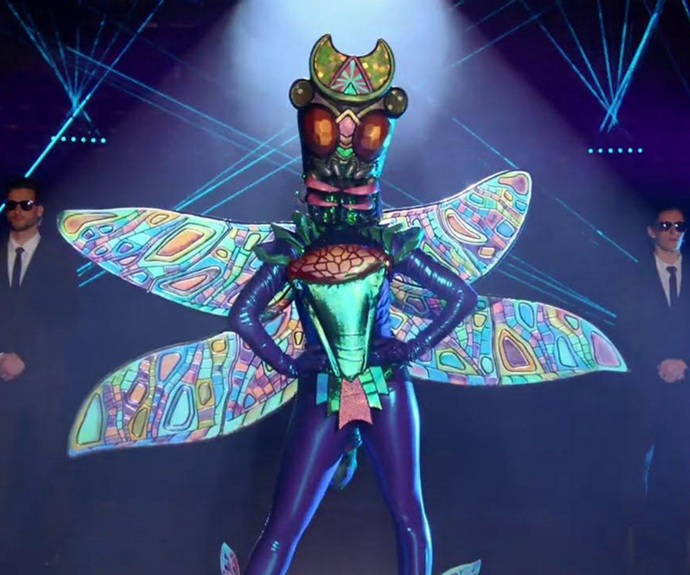 Fans are convinced the Dragonfly is Sophie.