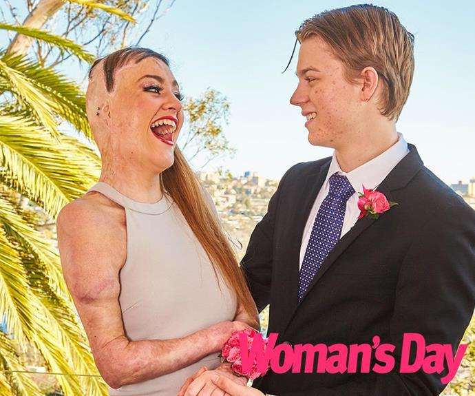 """""""I'm so happy – this is about celebrating with my friends, and the best time of my life so far,"""" she told *Woman's Day* at the time."""