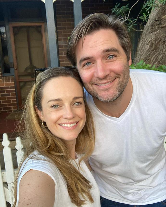 They dated in high school - and apart from a small break - have been together ever since!