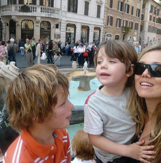 """The blended family spent time enjoying """"the best food ever, historic buildings, cobblestones, beautiful churches, monuments, sculptures and most importantly a passion for life, love and a celebration of people."""""""
