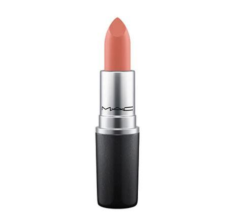 """MAC's cult favourite [Velvet Teddy lipstick](https://www.maccosmetics.com.au/product/13854/310/products/makeup/lips/lipstick/matte-lipstick#/shade/Velvet_Teddy