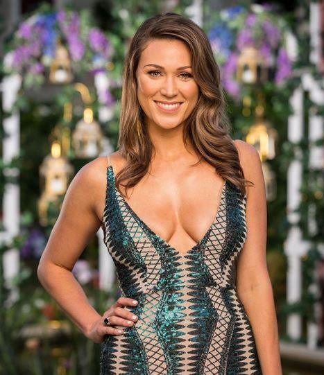 Charismatic Marlaina had her time cut short in the third episode of *The Bachelor*, with the gorgeous brunette being one of three women sent home.