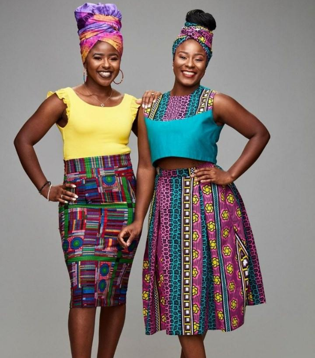 """**TEAM CAMEROON: KELLY & ASHLEY**<br><br> Sisters Kelly, 26, and Ashley, 28, from Cameroon, learnt how to cook traditional African-style cuisine after being taught by their mother growing up before moving to Melbourne in 2005.<br><br> """"Our culture is big, loud, bright and colourful, just like us,"""" Kelly says.<br><br>  ***This story originally appeared on our sister site, [New Idea.](https://www.newidea.com.au/