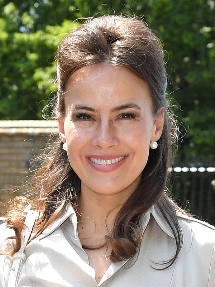 She's also made various TV guest appearances, including on *Two and a Half Men*, and *Four Weddings and a Funeral*. The actress could give Duchess Meghan a run for her money with a portfolio like that!