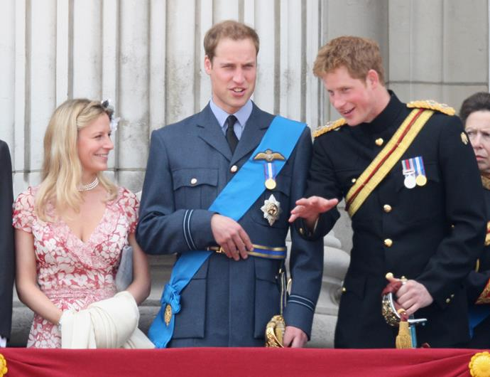 The daughter of the Duke and Duchess of Gloucester, Lady Rose Gilman has pursued a career path in the arts and entertainment industry. Like Eugenie, Rose has worked as an art assistant, but has also worked on some very well known films, including the not-so-little franchise *Harry Potter*.