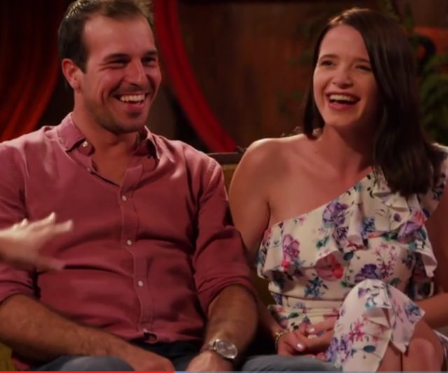 Sam introduced Australia to Kirsten during the finale.