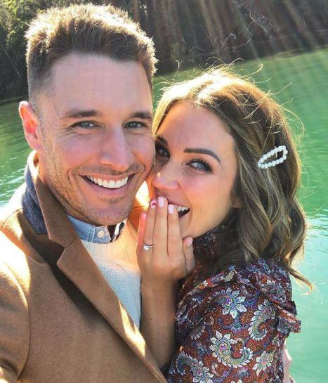 """Our wishes were their command. In September 2019, Lee and Georgia [announced their engagement](https://www.nowtolove.com.au/celebrity/celeb-news/georgia-love-lee-elliot-engaged-57961