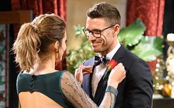 """And wedding or no wedding, the pair's four year anniversary since meeting on the Bachelorette was all the more special. """"It was always you,"""" Georgia wrote on Instagram alongside a rose emoji. """"Happy 4 years my fiancé!"""""""