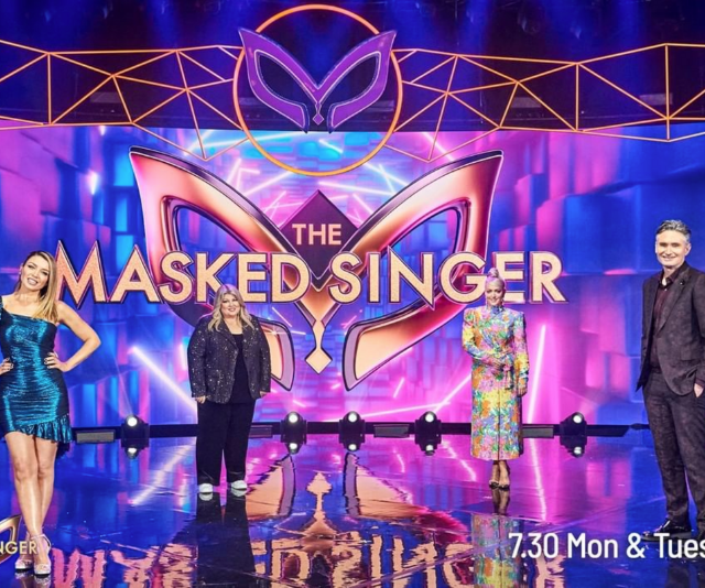 Despite rigorous measures The Masked Singer has suffered a COVID outbreak.