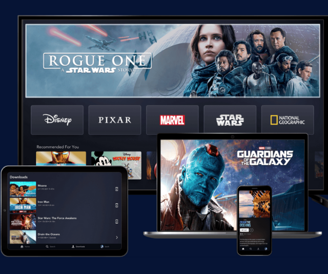 "**Streaming subscription**<br><br> If you think Disney+ is just for kids, think again. The streaming service has the best of Marvel, Star Was and National Geographic, all bonafide dad favourites. <br><br> Streaming subscription, Disney+, from $8.99, [shop it here.](https://www.disneyplus.com/en-au/|target=""_blank"")"