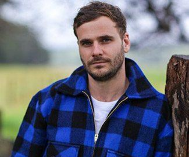"""**Farmer Matt** <br><br> 26, Orbost, VIC <br><br> **Type of farm:**  Beef & Fodder <br><br> **About:** """"I am an easy-going farmer who loves a bit of banter, am very sociable and a good communicator. Wise beyond my years with a solid work ethic and incredibly driven. Love a good challenge and the sense of achievement that comes with accomplishment yet, can use my failures for future growth."""" <br><br> **His perfect lady:**  """"I am looking for a woman who is a good communicator and is willing to give farm life a go. She would have a great personality, loves a laugh and is family orientated."""""""
