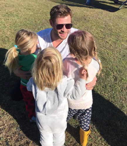 "A life in Byron Bay sounds dreamy for Chris Hemsworth and his kids, India Rose and twin sons Sasha and Tristan, but he's admitted things were'nt smooth sailing when it came to their recent home-schooling amidst the COVID-19 lockdown. ""It's sort of four or five hours of negotiation and bribery, and then maybe 20 minutes of actual work, if that."""