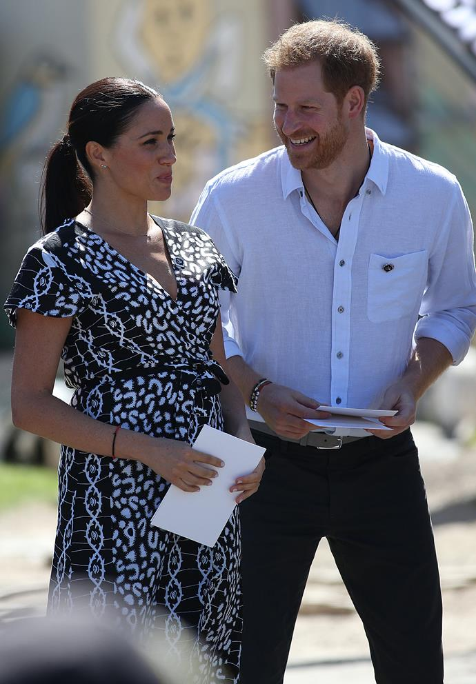 Harry and Meghan will produce informative, hopeful content.