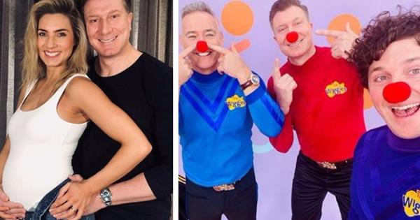The Wiggles Simon Pryce Expecting First Baby With Wife Lauren Hannaford Now To Love