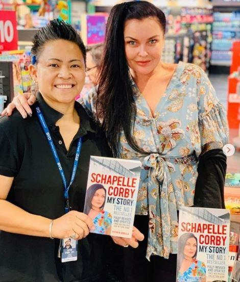 Schapelle has also written two books, the first in 2006 named *My Story: Schapelle Corby*, and another in 2008 called *No More Tomorrows: The Compelling True Story of an Innocent Woman Sentenced to Twenty Years in a Hellhole Bali Prison*.