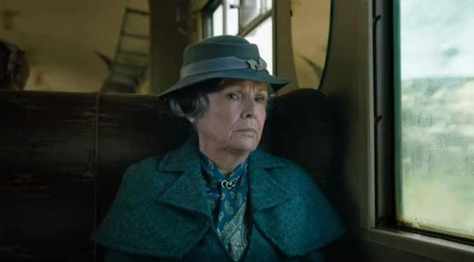 """""""I read the book as a child, so knew it well and loved it"""" - Dame Julie Walters on *The Secret Garden*."""