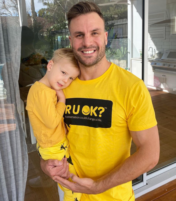 "**Beau Ryan**<br><br> ""Today is @ruokday and I'm extremely proud to be an ambassador,"" Beau wrote in a heartfelt post.<br><br> ""Life is pretty hard right now for a lot of people. Everyone I know is facing some sort of hurdle or hardship. But the thing is, we are all in this together and that's the main message to push today. <br><br>  ""You are not alone. The thing about mental health is sometimes you don't know when people are struggling. It. could be right in front of you. It could be the person you least expect. Your brother, Your sister. Your Mum. Your Dad Your best mate. Mental health does not discriminate. <br><br>""Suicide is the leading cause of death in young Australians and that is frustrating because it can be preventable. Suicide does not discriminate. It could be the person closest to you. <br><br>""Now more than ever we need to connect because a conversation could save a life. I know it did for one of my best mates. Real mates talk a lot of sh*t but they also should about their feelings. Real mates open up. So check in. Be accountable. You'll never ever regret helping someone. Peace x"""