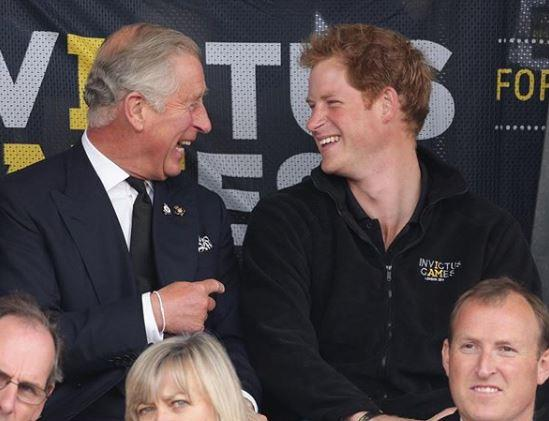 Prince Harry turned 36 on Tuesday.