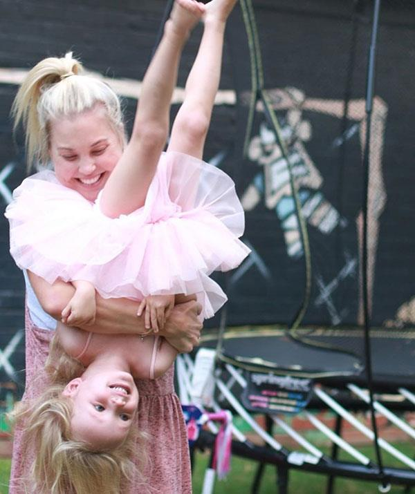 """We laughed, we cried, we shared so many wonderful memories that I will keep alive for Trixie who loved her big sister so much, her little heart is broken,"" Fifi said."