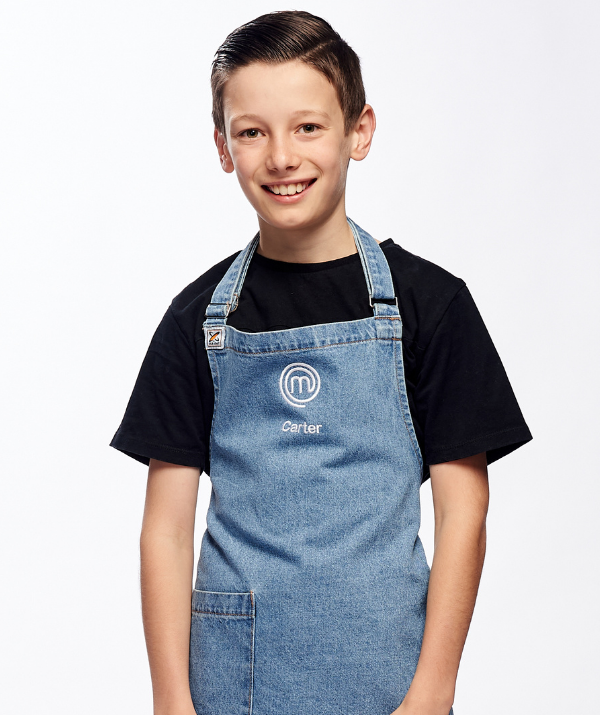 Carter, 12, New South Wales