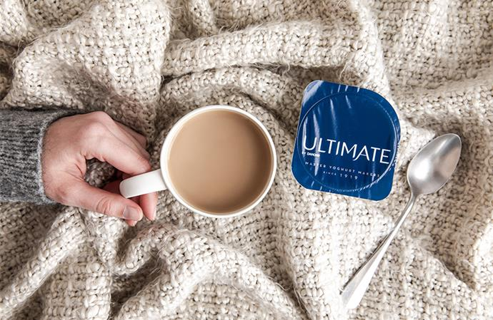 Made in Kiewa with 100 per cent Australian milk, Ultimate by Danone is a deliciously thick, rich and creamy indulgent yoghurt.