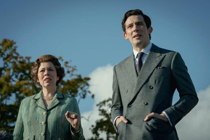 Josh O'Connor also plays the heightened Prince Charles as he carves his way through uncertainty during the 1980s.