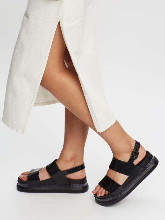 """And if you want to go all in, these Melissa sandals are your go-to. $83 (on sale), **[buy them online via The Iconic here.](https://www.theiconic.com.au/cosmic-sandals-ii-932747.html