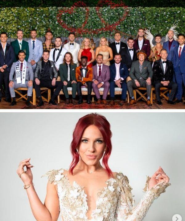 One *Bachelor* had quite the crush on Sharna.