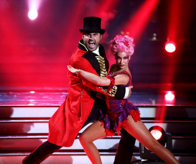 Miguel also competed in Dancing With The Stars.