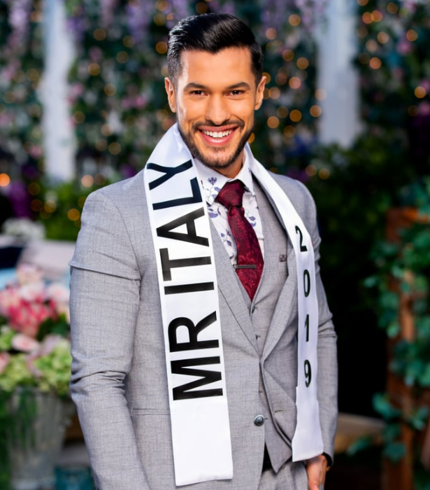 **Rudy El Kholti** <br><br>   No stranger to fame 30-year-old Rudy has a whopping 32,000 social media following.  <br><br>  The professional fitness model was named Mister Italy in 2019.