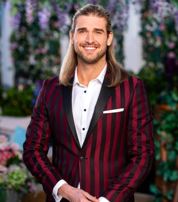 """**Agostini, 30, VIC **<br><br> A passionate barber-turned-business-owner, 'Aggi' is a huge believer in love at first sight. <br><br> He describes himself as """"a frog looking for his princess"""" and can't wait to finally find his happy ending with an ambitious girl with a huge heart."""