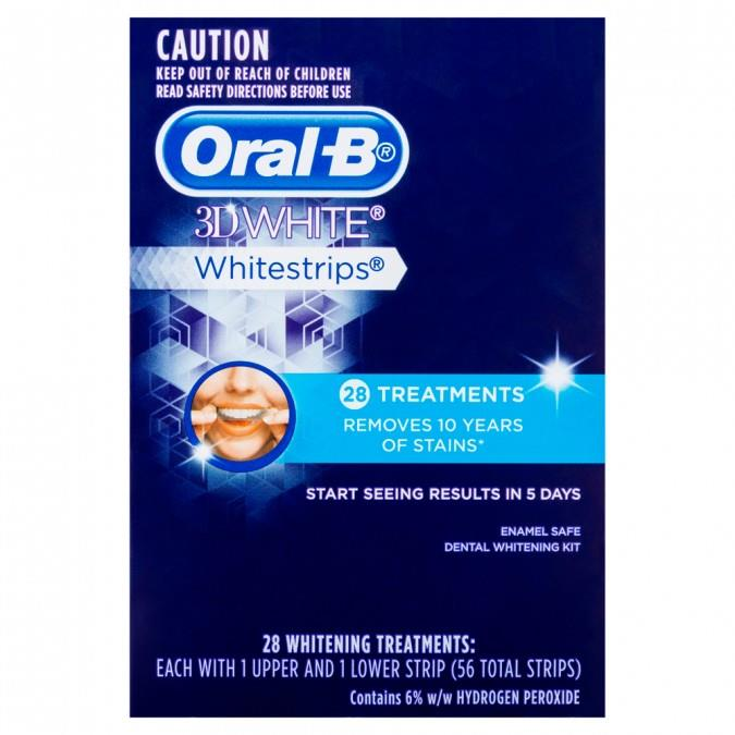 "*[Oral B Whitening Strips, $37.50, Oral B at Chemist Warehouse](https://www.chemistwarehouse.com.au/buy/71277/oral-b-3d-white-whitestrips-28-whitening-treatments|target=""_blank""