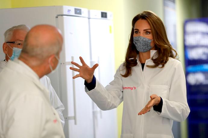 Kate's visit shone a light on an incredibly important cause.
