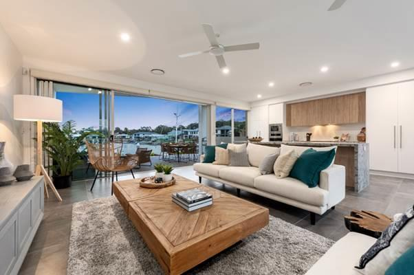 Take a look inside the lavish Coomera home that could be yours