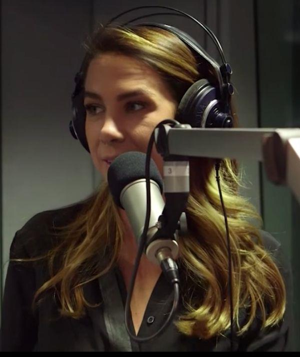 Kate feels like an outsider in the radio industry.