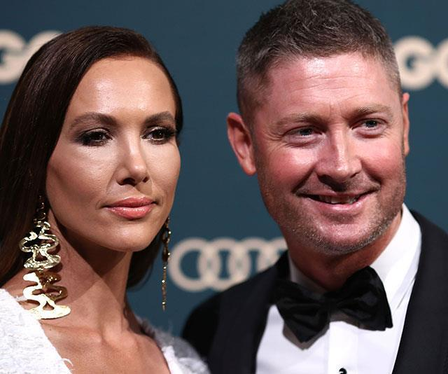 Kyly and Michael Clarke announced their divorce in February this year after seven years of marriage.